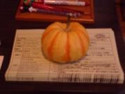 かぼちゃ.